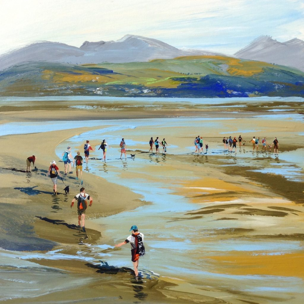 Peter Threllfall – Silverdale and Arnside Art and Craft Trail